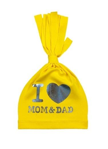 By Leyal For Kids Şapka Sarı